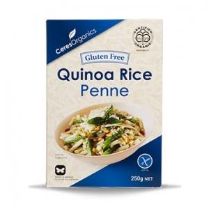 Ceres Organic Pasta PENNE Quinoa Gluten Free 250g