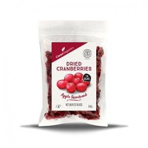 Ceres Organic Dried Cranberries 140g