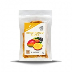 Ceres Organic Dried Mango Slices 90g