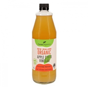 Ceres Organic Raw Apple Cider Vinegar 750ml