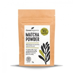 Ceres Organic Matcha Powder 70g