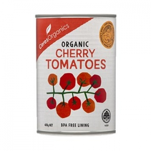 Ceres Organic Cherry Tomatoes 400g Can