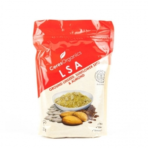 Ceres Organic LSA (Linseed, Sunflower, Almond) 250g