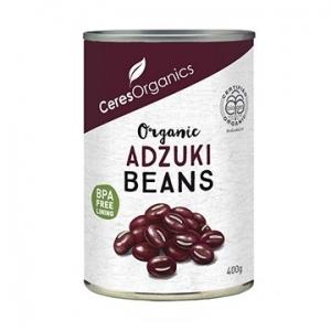 Ceres Organic Adzuki Beans 400g x 12