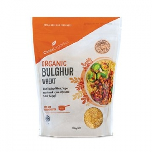 Ceres Organic Bulghur Wheat 500g