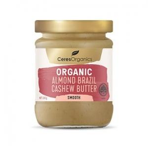 Ceres Organic ABC Butter (Almond, Brazil, Cashew) 300g