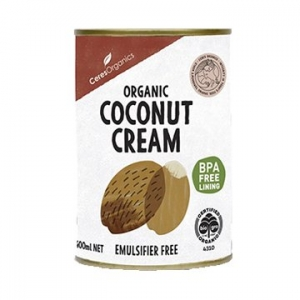 Ceres Organic Coconut Cream 400ml