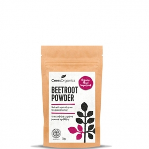 Ceres Organic Beetroot Powder 70g