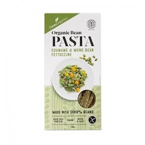 Ceres Organic Bean Pasta - Edamame & Mung Bean Fettuccine 200g