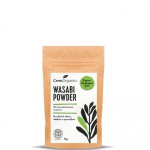 Ceres Organic Wasabi Powder 50g