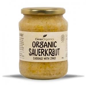 Ceres Organic Bio Sauerkraut Jar 680g