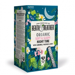 Heath and Heather Soft and Sleepy Night Time 20 Tea Bags