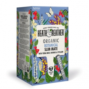 Heath and Heather Organic Botanical Slim Mate 20 Tea Bags