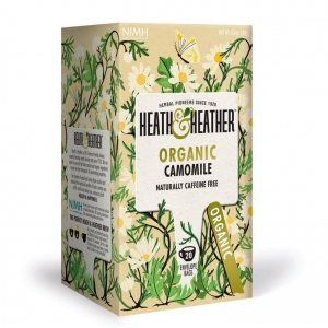 Heath and Heather Organic Chamomile 20 Tea Bags