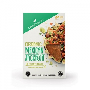Ceres Organic Mexican Jackfruit Meal 200g