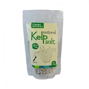Ceres Naturals Kelp Salt 250g