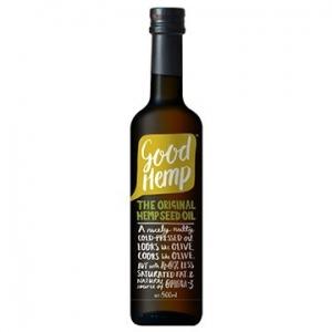 Ceres Organic Good Hemp The Original Hemp Seed Oil 500ml