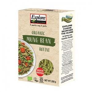 Explore Cuisine Organic Mung Bean Rotini 250g