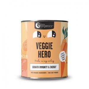 Nutra Organics Veggie Hero 200g