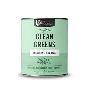 Nutra Organics Clean Greens 200g