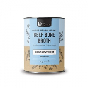 Nutra Organics Beef Bone Broth Powder HEARTY ORIGINAL 100g