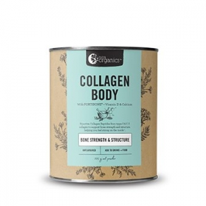 Nutra Organics Collagen Body with Fortibone 225g
