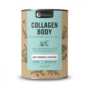 Nutra Organics Collagen Body with Fortibone 450g