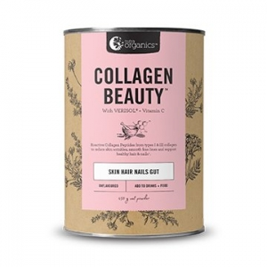 Nutra Organics Collagen Beauty with Verisol + C 450g