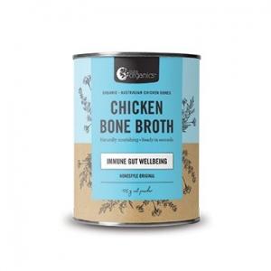 Nutra Organics Chicken Bone Broth HOMESTYLE ORIGINAL 125g
