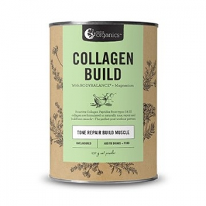 Nutra Organics Collagen Build with Body Balance 450g