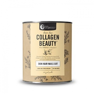 Nutra Organics Collagen Beauty LEMON LIME 300g