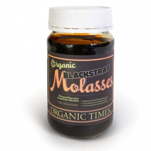 Organic Times Organic Blackstrap Molasses 450g