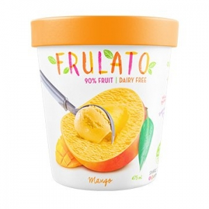 Frulato Frozen Dessert Mango 475ml x 6