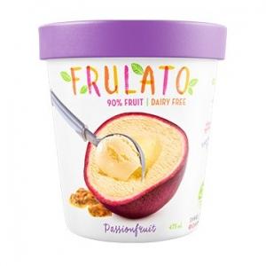 Frulato Frozen Dessert Passionfruit 475ml x 6