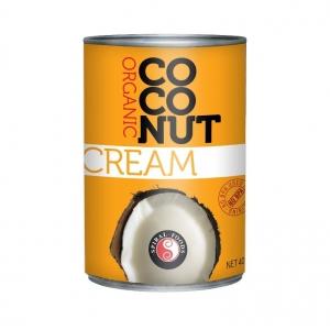 Spiral Organic Coconut Cream 400g