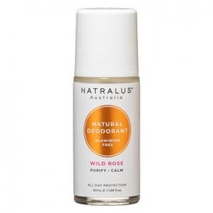 Jama Natural Deodorant Roll On Vanilla Grapefruit 50ml
