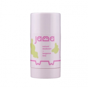 Jama Natural deodorant Stick BERGAMOT/ LIME 70g