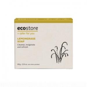 ecostore Boxed Lemongrass Soap 80g