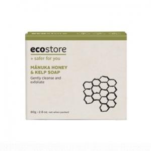ecostore Boxed Manuka Honey & Kelp Soap 80g
