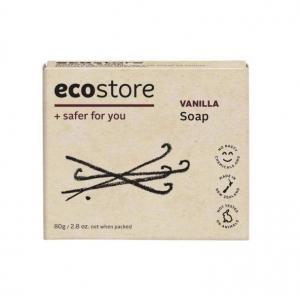 ecostore Boxed Vanilla Soap 80g