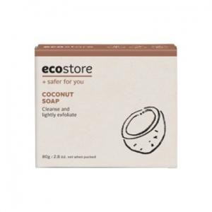 ecostore Boxed Coconut Soap 80g