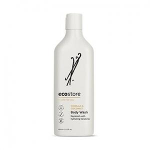 ecostore Body Wash Vanilla/Coconut 400ml