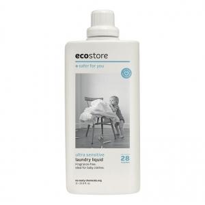 ecostore Laundry Liquid Ultra Conc ULTRA SENSITIVE 1ltr