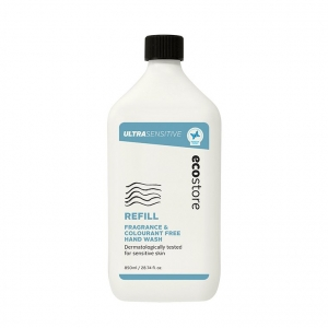ecostore Hand Wash Ultra Sensitive REFILL 850ml