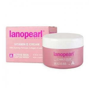 Lanopearl Vitamin E Cream with EPO, Collagen & Lanolin 100g