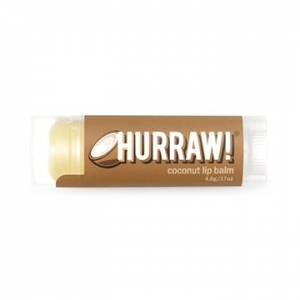 Hurraw Coconut Lip Balm 4.3g