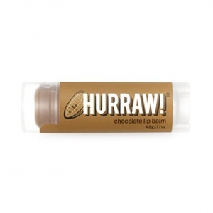 Hurraw Chocolate Lip Balm 4.3g