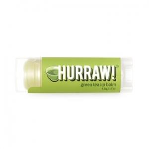 Hurraw Green Tea Lip Balm 4.3g