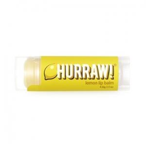 Hurraw Lemon Lip Balm 4.3g