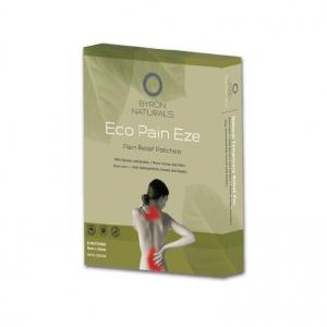 Byron Bay Detox Eco Pain Eze Pain Relief Patches 6s